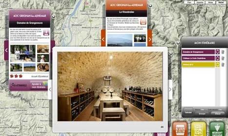 Le renouveau de Grignan-les-Adhémar par la technologie | Parlez vin! | Scoop.it