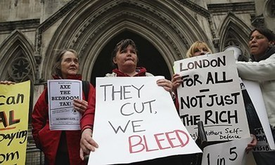 Stop this bedroom tax misery now - The Guardian | Neglected disables in Africa | Scoop.it