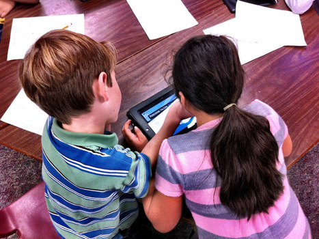 10 Simple Tips For Better Teaching With Tablets | Teaching Creative Writing | Scoop.it