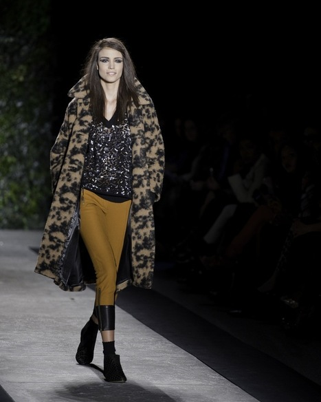 New York Fashion Week Catherine Malandrino, Tracy Reese, and Vivenne Tam | Best of the Los Angeles Fashion | Scoop.it