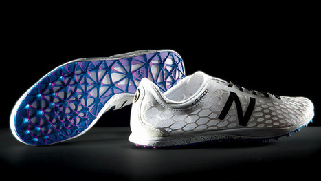 New Balance Adopts 3D Printing To Create Hyper-Customised Track Shoes | Future of 3D printing | Scoop.it