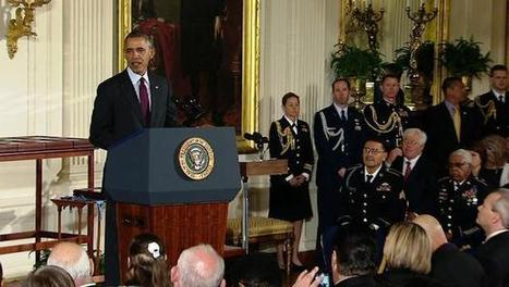 President Obama awards long overdue Medals of Honor | World History | Scoop.it