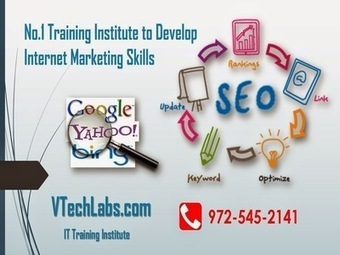 SEO Training Institute In Baroda for any graduate student | VTechLabs | Scoop.it
