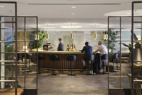 Lounging Around: The Pier First Class Lounge By Cathay Pacific At Hong Kong Sets New Standards   Airline Passenger Experience   Scoop.it