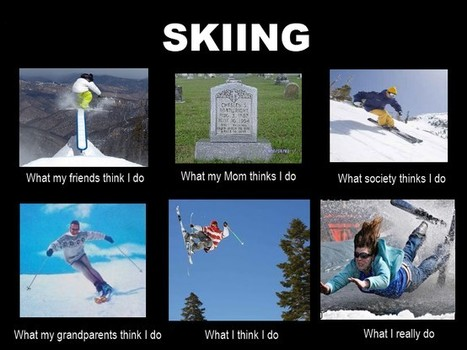 Skiing | What I really do | Scoop.it