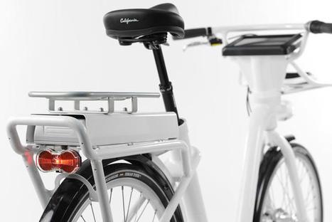 Is This The World's Best Bike-Share Bike? | Modern Marketing Revolution | Scoop.it