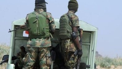Nigeria troops 'fire at commander' | It Comes Undone-Think About It | Scoop.it