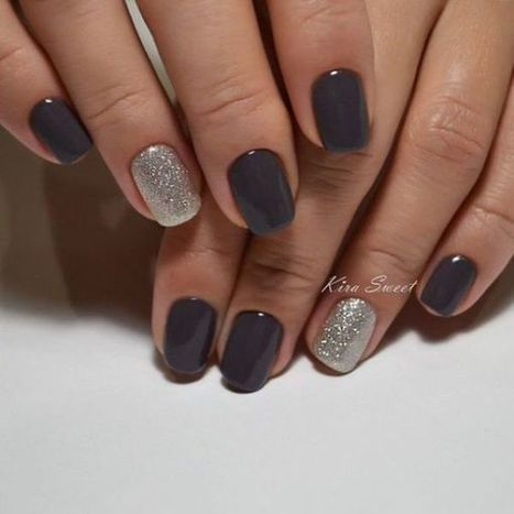 Christmas nails design 26 – Picturing Images | Fashion Home decor Tattoos Beauty Pictures | Scoop.it