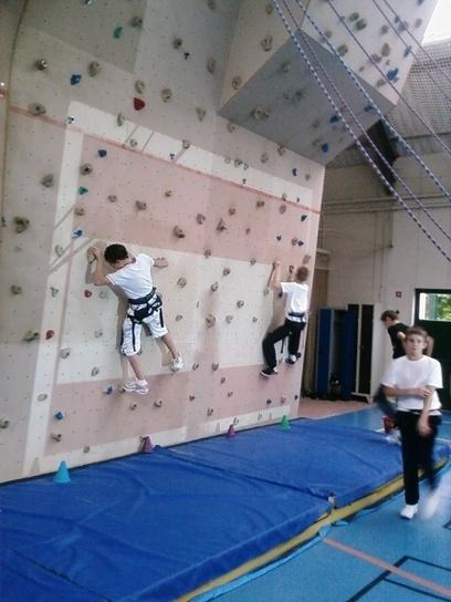 escalade et TICE en EPS | Entrainement, escalade et performance sportive | Scoop.it