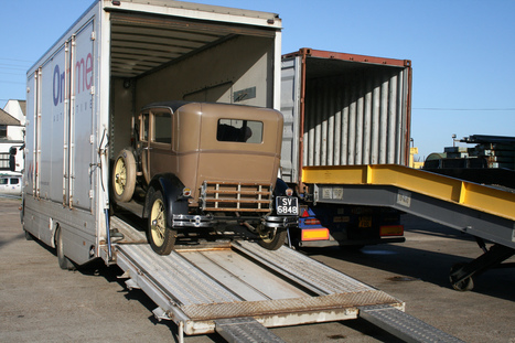 How to Save Money on Enclosed Hauler Car Transport | CalCruising.com | Car Shipping | Scoop.it