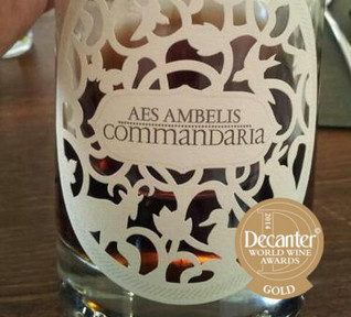 Decanter Awards Results for Cyprus - Commandaria still reigns | Wine Cyprus | Scoop.it