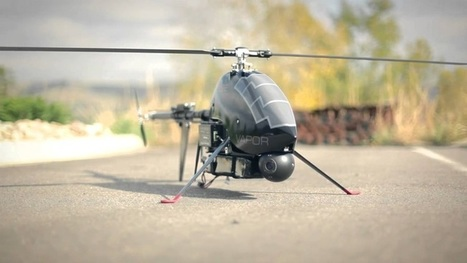 Juniper Unmanned Enters into Partnership with Pulse Aerospace | Unmanned Systems Technology | Helicopter News | Scoop.it