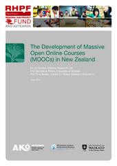 The Development of Massive Open Online Courses (MOOCs) in New Zealand | Vocational education and training - VET | Scoop.it
