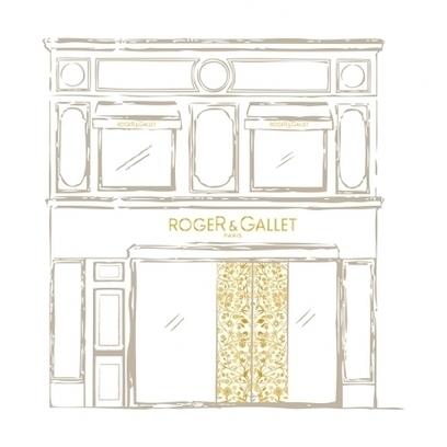 Une boutique parisienne pour Roger & Gallet   beauty   Scoop.it