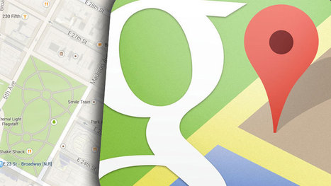 18 Google Maps Tricks You Need to Try | All About Google | Scoop.it