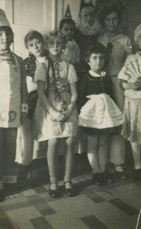 vintage everyday: Anne Frank - Her Life in Pictures | Aristides de Sousa Mendes | Scoop.it