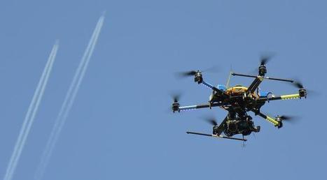 Surveillance, livraison, prévention: tout ce à quoi serviront et servent déjà les drones   Drone fia1114 Evolution   Scoop.it