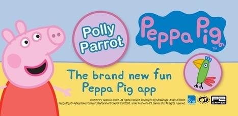 Juegos de Peppa Pig para Android e iPhone, Los Juegos oficiales de Peppa Pig en tu Móvil | Aplicaciones y Juegos Android e iPhone | Scoop.it