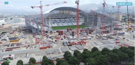 Twitter / LeFrenchGooner: Le Stade Vélodrome ( Marseille ... | La Belle Aix - Vie et culture à Aix-Marseille | Scoop.it