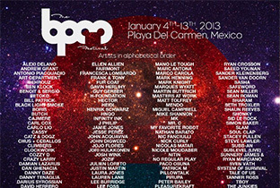 Ben Klock and DJ Harvey added to BPM 2013 | DJing | Scoop.it