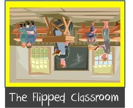 Cómo dar una clase al revés o flipped classroom en 5 sencillos pasos! | gertics | Scoop.it