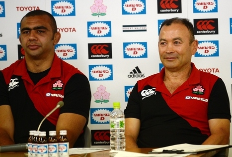 le-xv-japonais-face-a-hong-kong-2014 - japonrugby | Japon Rugby | Scoop.it