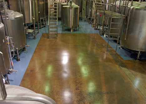 USDA Approved Epoxy Kitchen Floors from EP Floors Corp   Food Processing Flooring ll Food Grade Flooring   Scoop.it