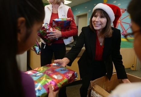 Christmas in the Classroom brings holiday joy to Inland Valley low-income ... - Inland Valley Daily Bulletin | Event Planner Delhi | Scoop.it