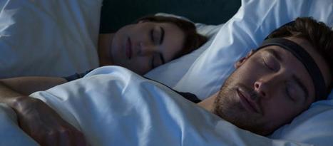 DREEM, le Bandeau qui améliore le sommeil | Vous avez dit Innovation ? | Scoop.it