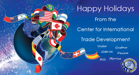 Happy Holidays from the CITD | Global Trade and Logistics | Scoop.it