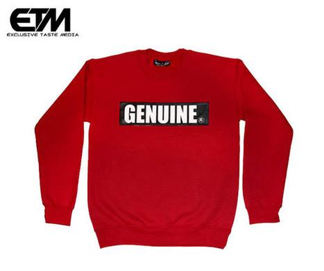 Genuine Red Crew | Exclusive Taste | streetwear | Scoop.it
