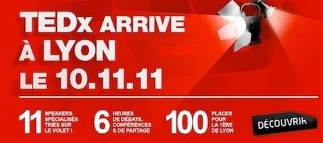 TED est à Lyon !   Creatives   Scoop.it