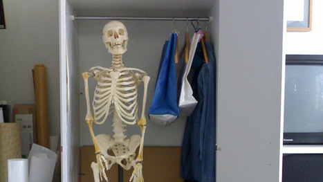Reveal the Skeletons in Your Closet to Business Partners Early | Actualité du coworking | Scoop.it