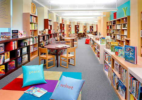 Best design library for children | Library Sources | Scoop.it