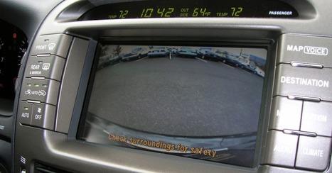 "U.S. Mandates Rearview Cameras in New Cars by 2018 | L'impresa ""mobile"" | Scoop.it"