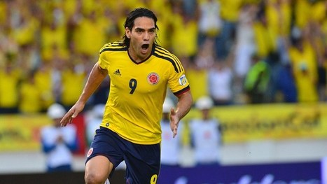 Falcao in Colombia provisional squad   2014 Fifa Wold Cup Brazil   Scoop.it