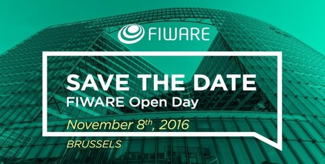 FIWARE Open Day in Brussels on November 8th » FIWARE | paracode001 | Scoop.it