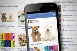 Regifted: No More Physical Products In Facebook Gifts; Focus Shifts To Facebook Card Gift Cards - AllFacebook | Making the Most out of the Web & your Connections | Scoop.it