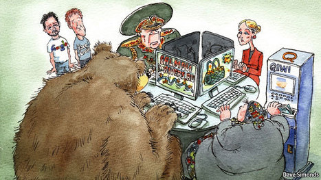 Europe's great exception | Business in Russia | Scoop.it