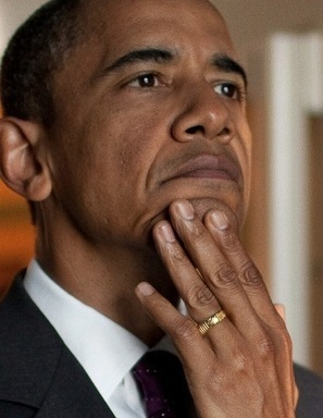 Obama's ring: 'There is no god but Allah' | DHIMMI | Scoop.it