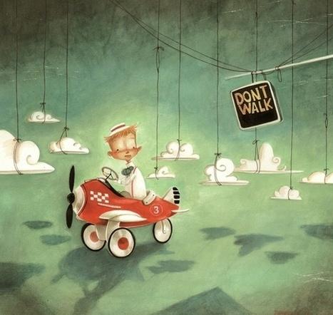Storybird - Artful storytelling | Web 2.0 UNI Literacy | Scoop.it