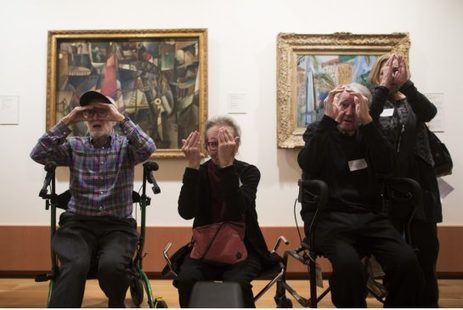 How Toronto museums are helping people with Alzheimer's experience art, even if they can't remember it | Toronto Star | Innovation & museums - Innovation & musées | Scoop.it
