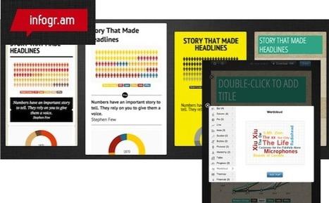 Créez une infographie en quelques clics avec Infogr.am ! - BestCloud | Infographies butinées | Scoop.it