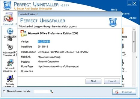 How to totally remove Microsoft office 2003 when you don't need it | uninstall office 2003 | Scoop.it