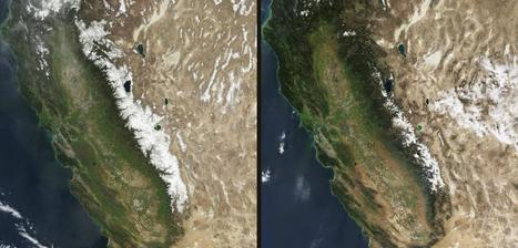 An Epic, 500-Year Snow Fail in California's Iconic Mountains | Climate change challenges | Scoop.it