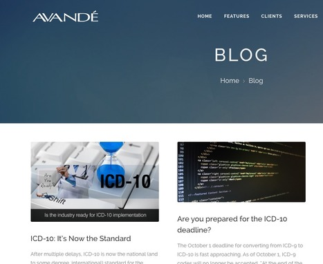 Avande | Showcase of custom topics | Scoop.it