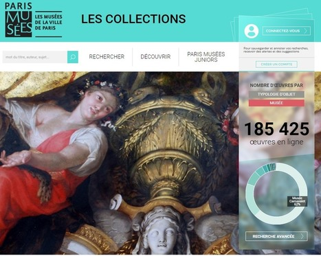 9 sites pour consulter gratuitement 3 millions d'œuvres d'art en ligne | Stretching our comfort zone | Scoop.it