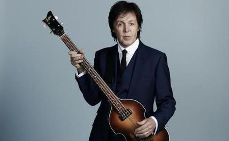 Le «New» Paul McCartney revient plus pop que jamais - 20 Minutes | Bruce Springsteen | Scoop.it