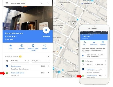 How to use Google Hotel Ads to strengthen your direct sales | ALBERTO CORRERA - QUADRI E DIRIGENTI TURISMO IN ITALIA | Scoop.it