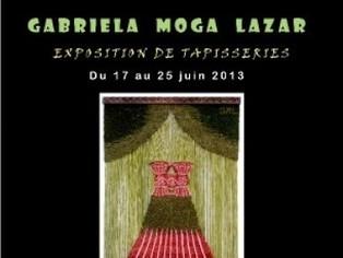 EXPO   Tapisseries Gabriela Moga Lazăr   Textile Horizons   Scoop.it
